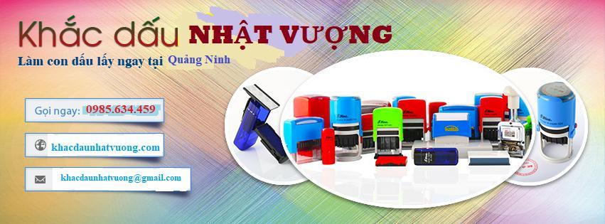 Giá con dấu công ty tại Quảng Ninh