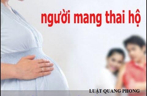 Thủ tục mang thai hộ tại Quảng Ninh