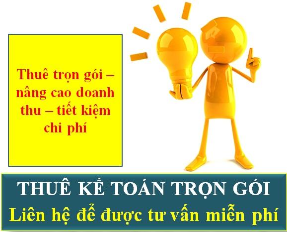 Thuê Kế toán tại Quảng Ninh