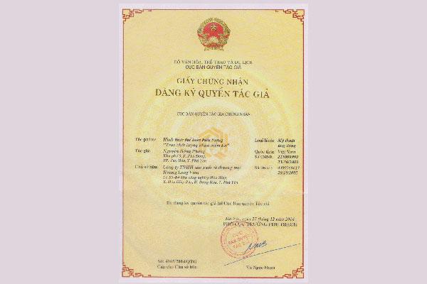 Đăng ký bảo hộ quyền tác giả tại Quảng Ninh