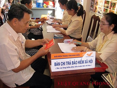 Hưởng bảo hiểm xã hội một lần tại Quảng Ninh