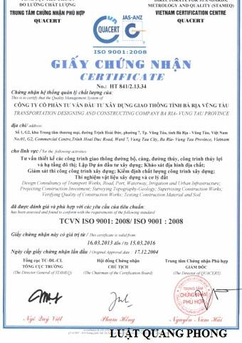 Công bố hợp chuẩn cho sản phẩm tại Quảng Ninh