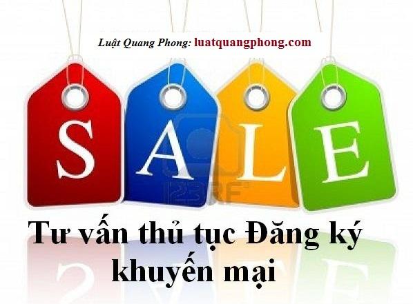 Dịch vụ đăng ký thực hiện khuyến mại tại Quảng Ninh