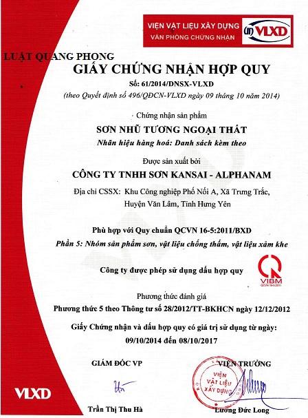 Thủ tục công bố hợp quy cho sản phẩm tại Quảng Ninh