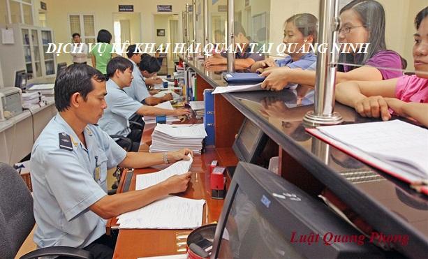 Kê khai hải quan tại Quảng Ninh