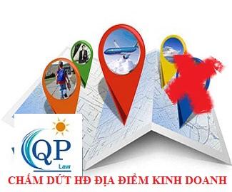Thủ tục chấm dứt hoạt động địa điểm kinh doanh tại Quảng Ninh