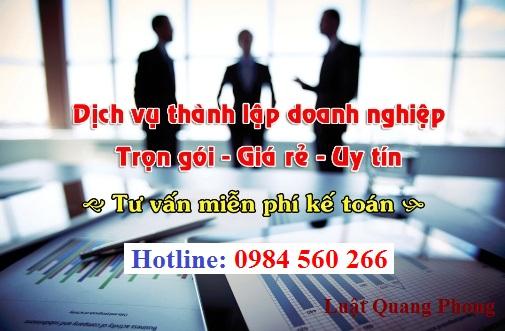 Thủ tục đăng ký kinh doanh tại Quảng Ninh