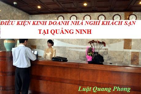 Thủ tục cấp Giấy phép kinh doanh Nhà nghỉ khách sạn tại Quảng Ninh