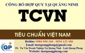 Công bố hợp quy tại Quảng Ninh