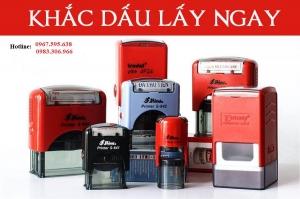 Khắc Dấu Tại Quảng Ninh - 0967595638