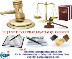 Luật sư tư vấn pháp luật tại Quảng Ninh
