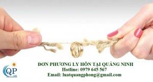 Ly hôn đơn phương tại Quảng Ninh