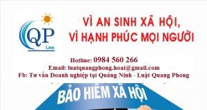 Thủ tục tham gia Bảo hiểm xã hội lần đầu tại Quảng Ninh