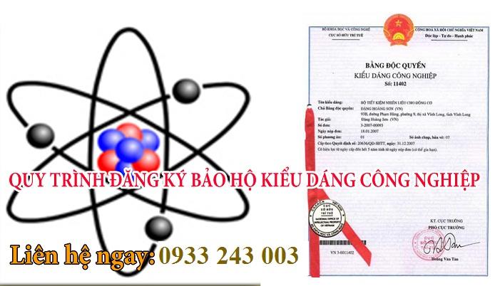 Thủ tục đăng ký kiểu dáng công nghiệp tại Quảng Ninh