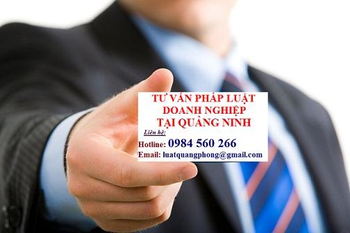 Tư vấn Luật doanh nghiệp tại Quảng Ninh